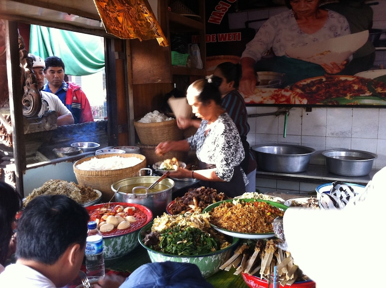 Show item 8 of 8. Bali Culture & Foodie Warung Tour (with Breakfast & Lunch)