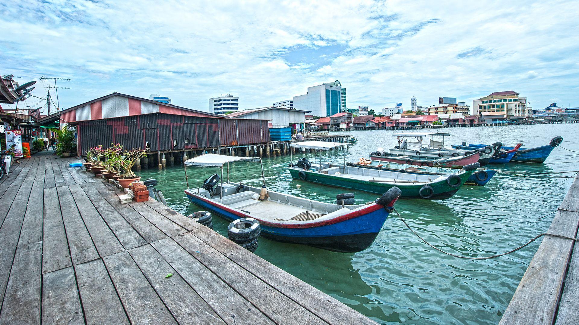 Private Penang City Tour
