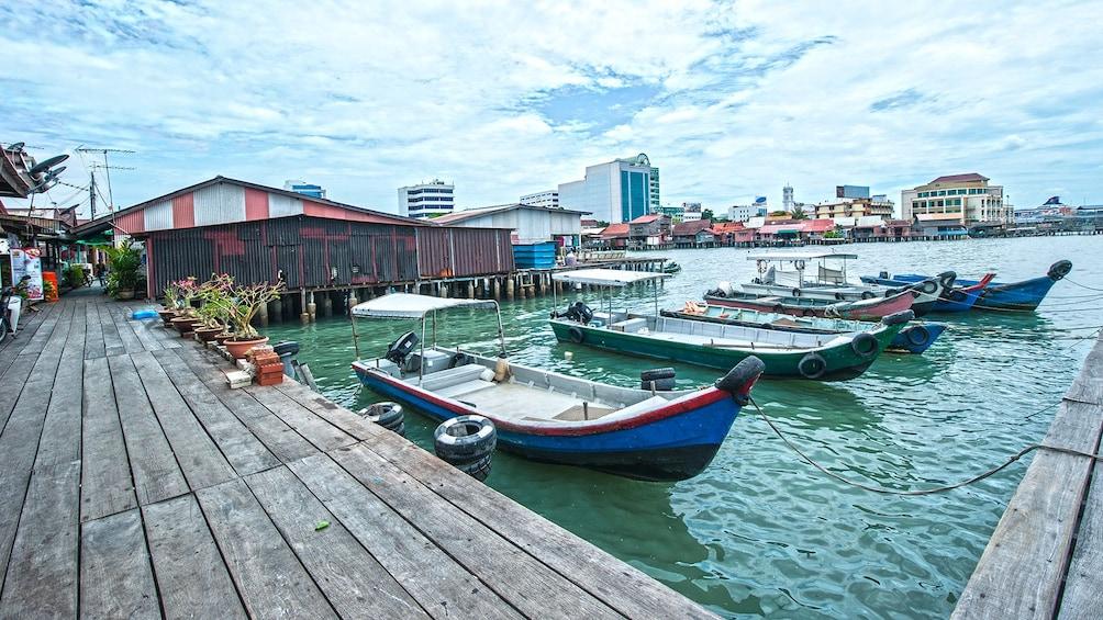正在顯示第 1 張相片,共 10 張。 Private Penang City Tour