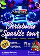 Christmas Sparkle Tour - Party Bus UK - Liverpool