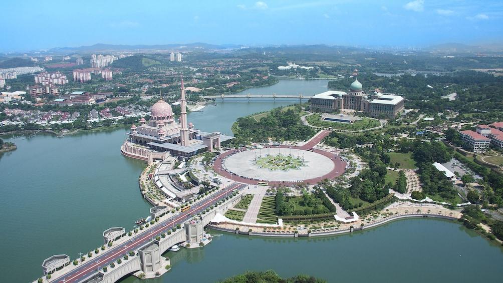 Putrajaya Wetlands in Kuala Lumpur
