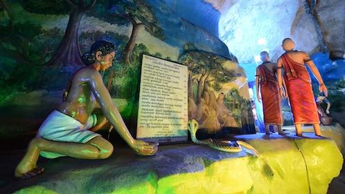 Shrine in Batu Caves