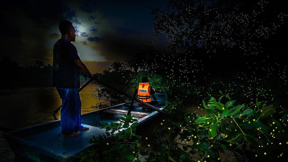 正在顯示第 5 張相片,共 7 張。 Private Fireflies Night Excursion with Dinner