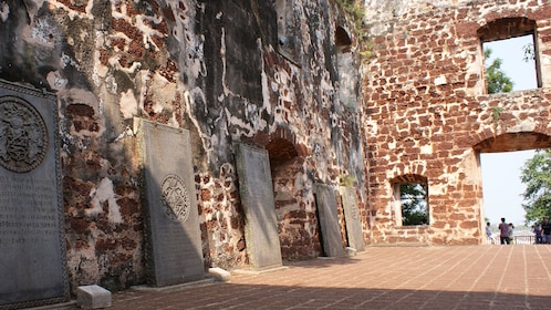 St. Paul's Church in Malacca City