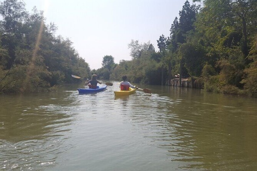 Show item 5 of 5. Private Kayak Tour in the Venetian Lagoon
