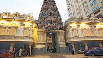 吉隆坡历史文物私人夜间之旅