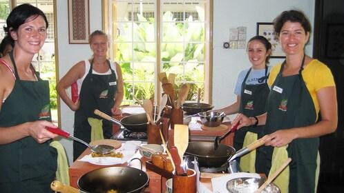 people cooking in Kuala Lumpur