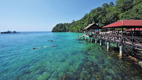 Pulau Payar Marine Park Excursion