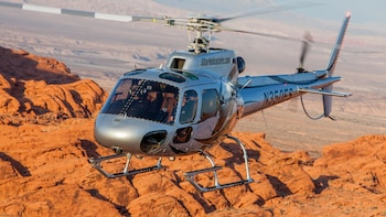 Grand Canyon West Rim Helicopter Tour With Bonus Landing