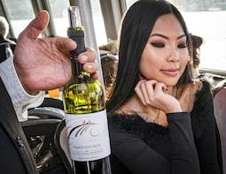 Bootsfahrt auf der Donau mit Weinverkostung