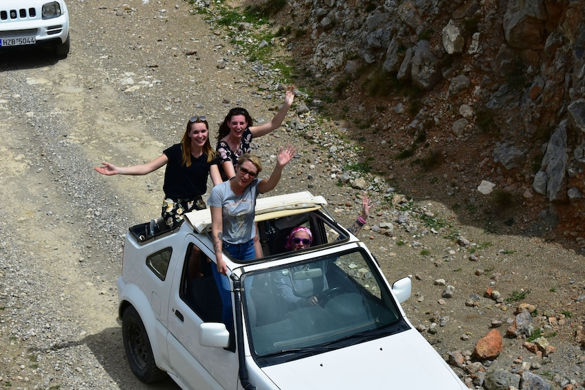 Show item 1 of 10. 4x4 Jeep Safari Tour with Lunch