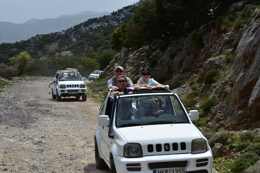 4x4 Jeep Safari Tour with Lunch