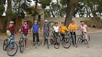 Arkadi to Melidoni Mountain Bike Tour