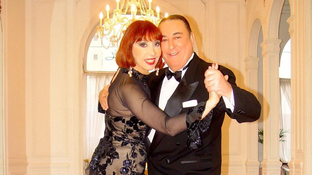 Tango instructors in Argentina