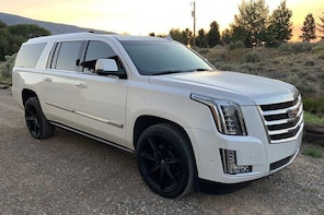 Full-Day Yellowstone National Park Private Tour by Luxury Car
