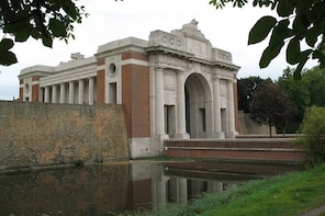 Private Half-day Tour of the Ypres Salient battlefields