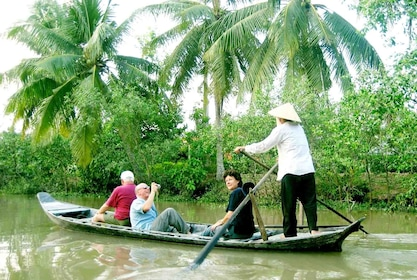 Private Cu Chi Tunnels Tour & Mekong Delta Cruise