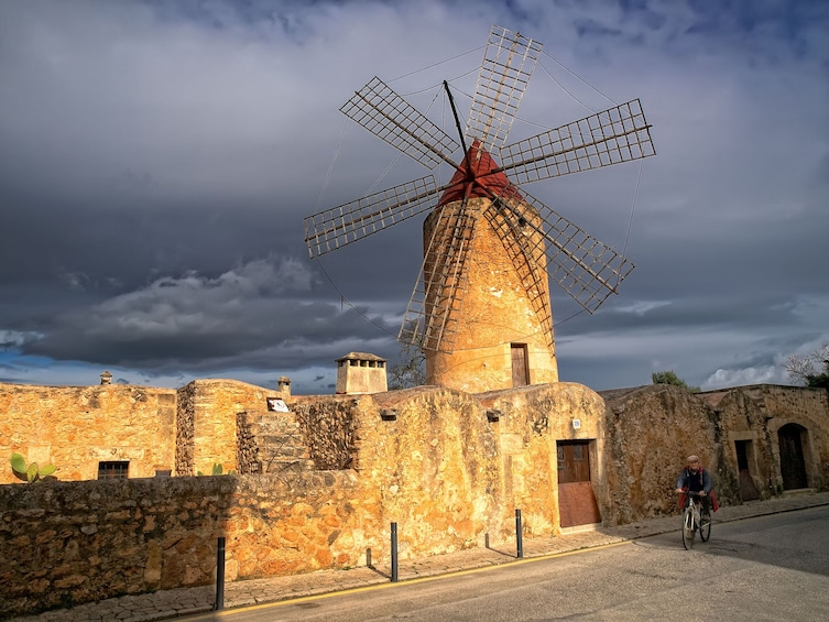 Show item 1 of 9. Self-drive Tour: Windmills, legends and Charming Villages