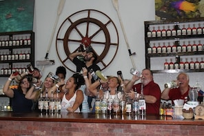 Cayman Islands Rum & Beer Tour with Lunch