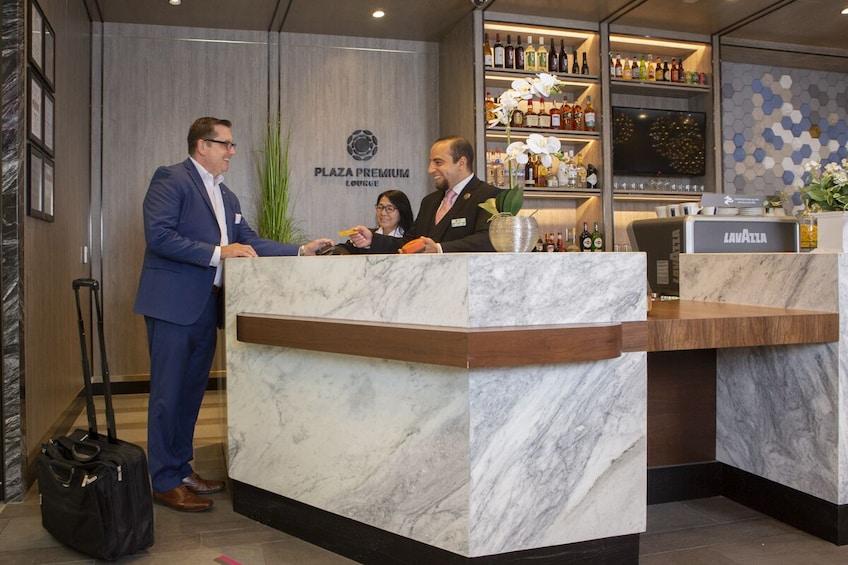 Show item 5 of 9. Plaza Premium Lounge Dallas Fort Worth International Airport