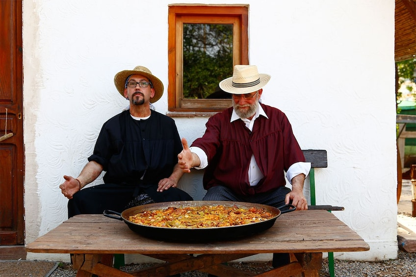 Ver elemento 2 de 7. The Valencian Orchard: Paella Lunch & Rural Activities
