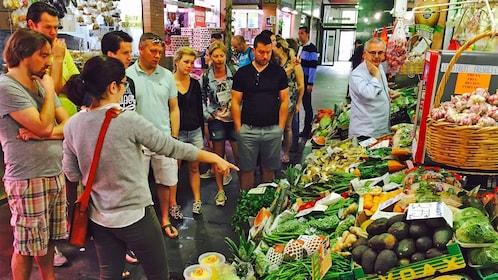 Market Tour in Seville, Spain