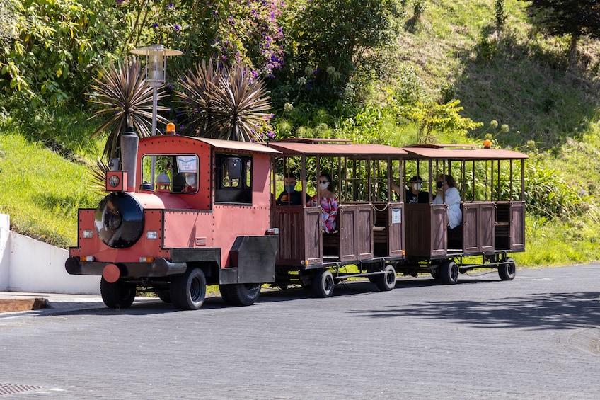 Private Service Madeira Theme Park Visit - Santana