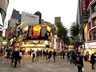 Ho Ja Taipei: Bizarre Street Food Experience in Ximending
