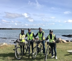 2-Hr. Adventure to the Islands & Harbour Bike Tour