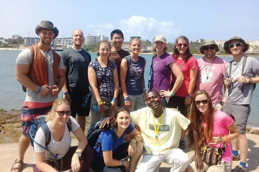 Walking Tour Through Old Town Mombasa and Fort Jesus