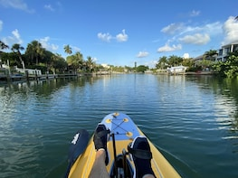 Pedal Kayak Adventure