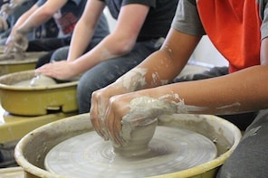 Pottery Making Class in Phoenix