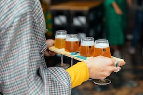 Lonely Planet Experiences: Beers, Breweries & Brussels Tour