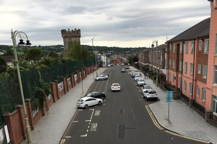 Show item 2 of 10. Derrie Danders: Highlights of the Walled City a Self-Guided Audio Tour