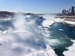 All American Winter Niagara Falls Tour