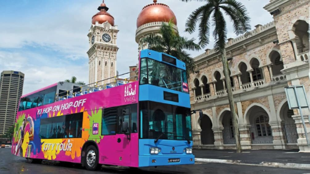 Show item 7 of 7. hop on hop off bus in Kuala Lumpur