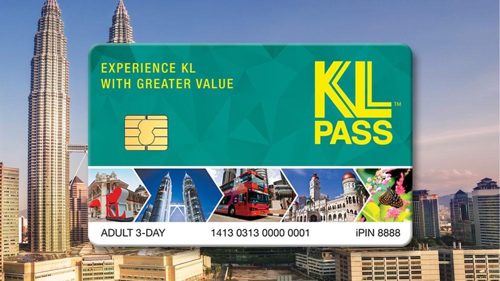 Show item 1 of 7. Adult KL Pass for tour