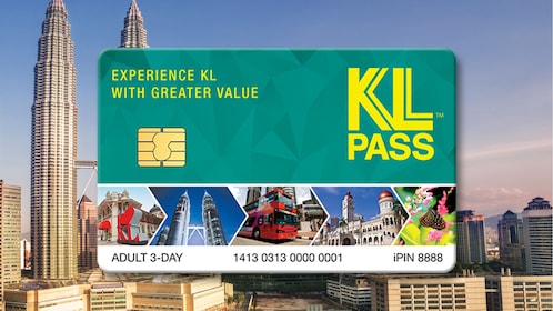 Adult KL Pass for tour