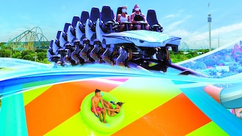 SeaWorld Parks and Resorts temaparkbiljetter