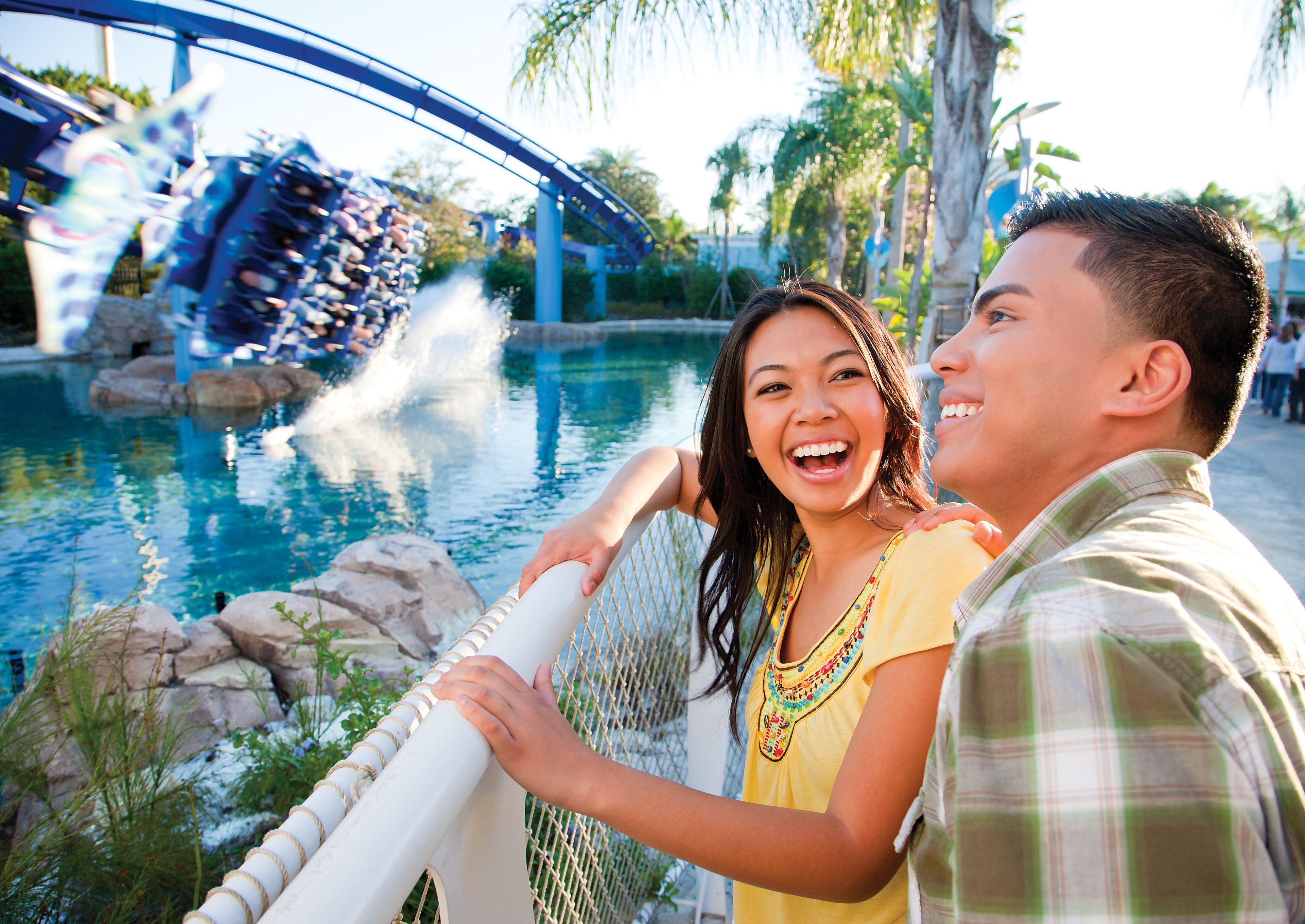SeaWorld Florida Theme Park Tickets