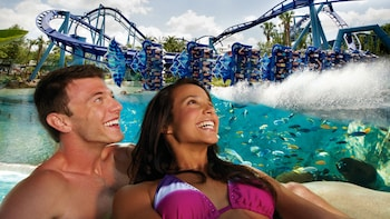 Tiket SeaWorld Parks and Resorts Theme Parks