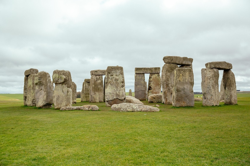 Show item 3 of 9. Lonely Planet Experience: Stonehenge, Windsor Castle & Bath