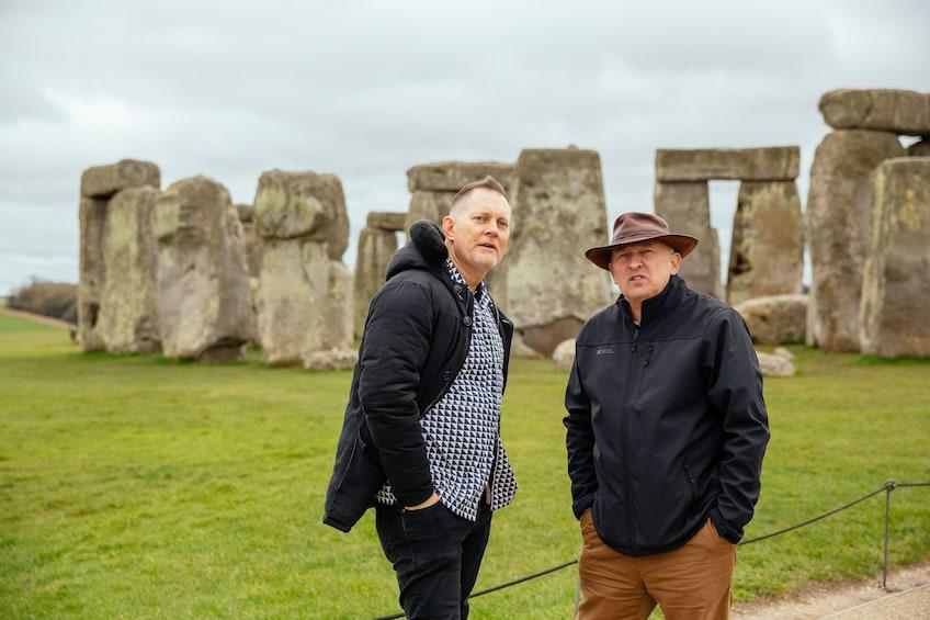 Lonely Planet Experience: Stonehenge, Windsor Castle & Bath
