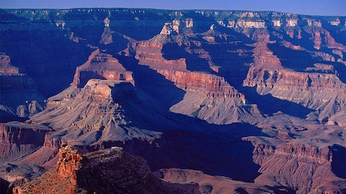 Grand Canyon at dusk in Arizona