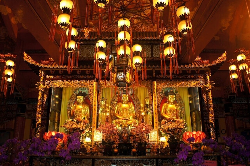 Show item 2 of 8. Lonely Planet Experience: Lantau Island and the Great Buddha