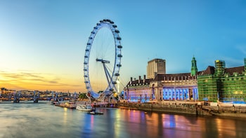 Best of London Tour with London Eye & Thames Cruise