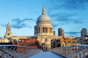 London in 1 Day: Tower of London, River Cruise & St Paul's