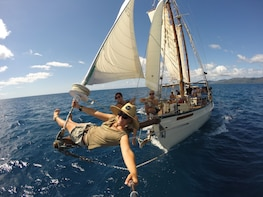 Whitsundays Tall Ship Sailing & Snorkelling Cruise