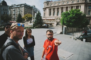Bucharest Sites & Bites Small-Group Tour