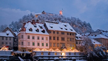 Small-Group Ljubljana Lights & Delights Tour